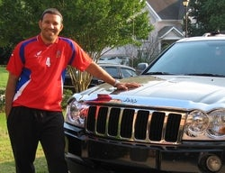 Christopher Bruce New SUV