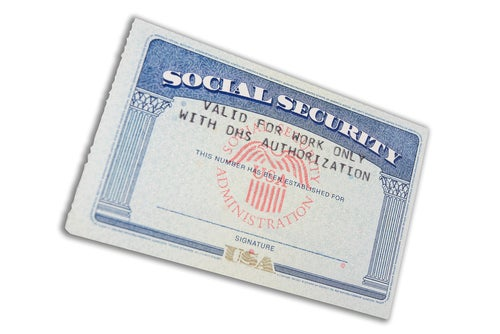 will a new social security number affect your credit lexington law