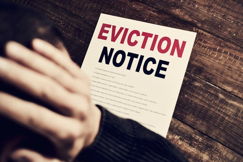 eviction and credit