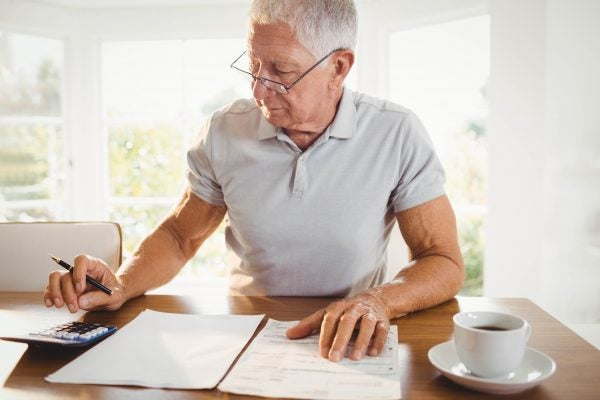 The effect taxes can have on your credit