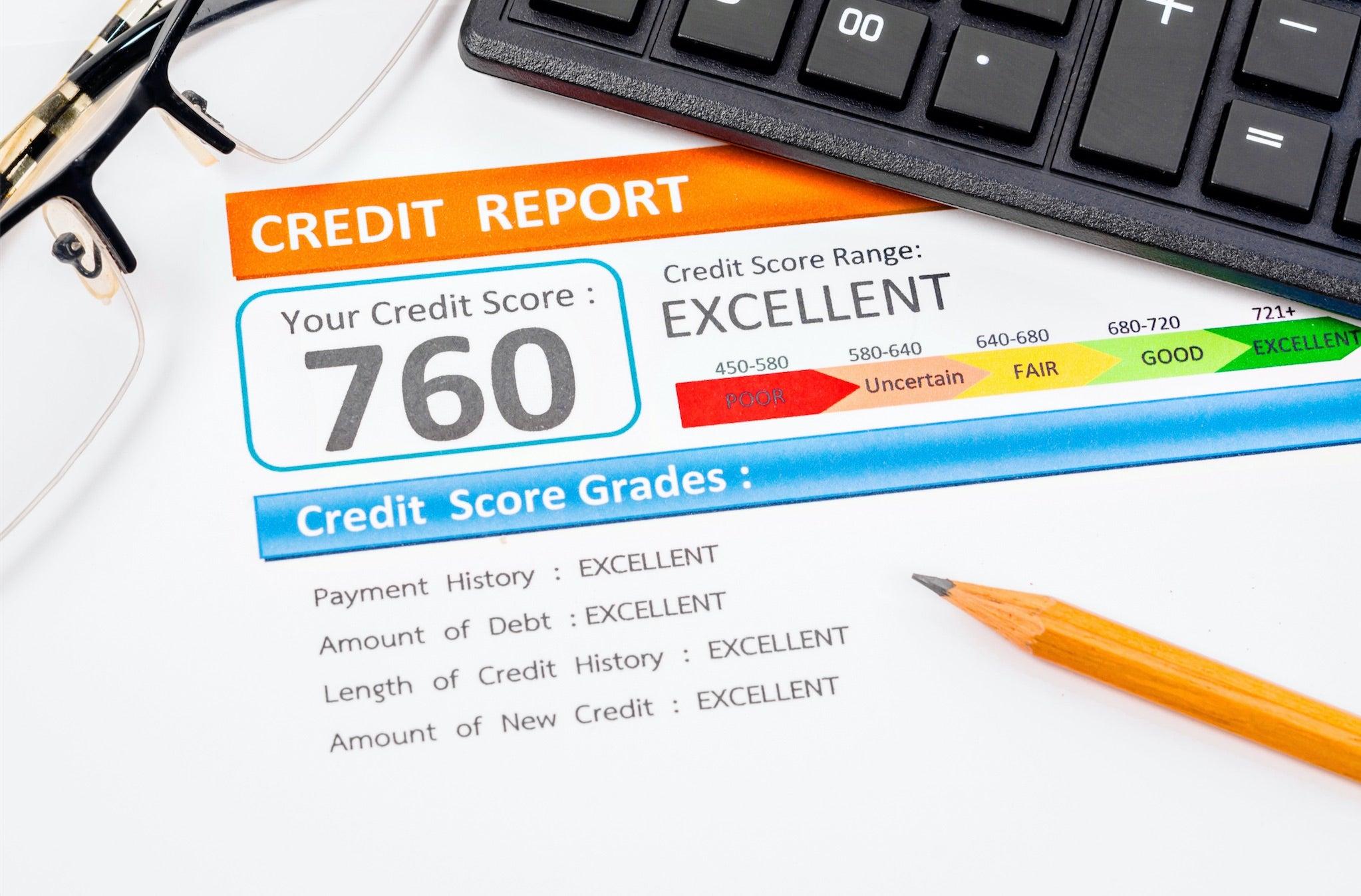 rebuilding credit