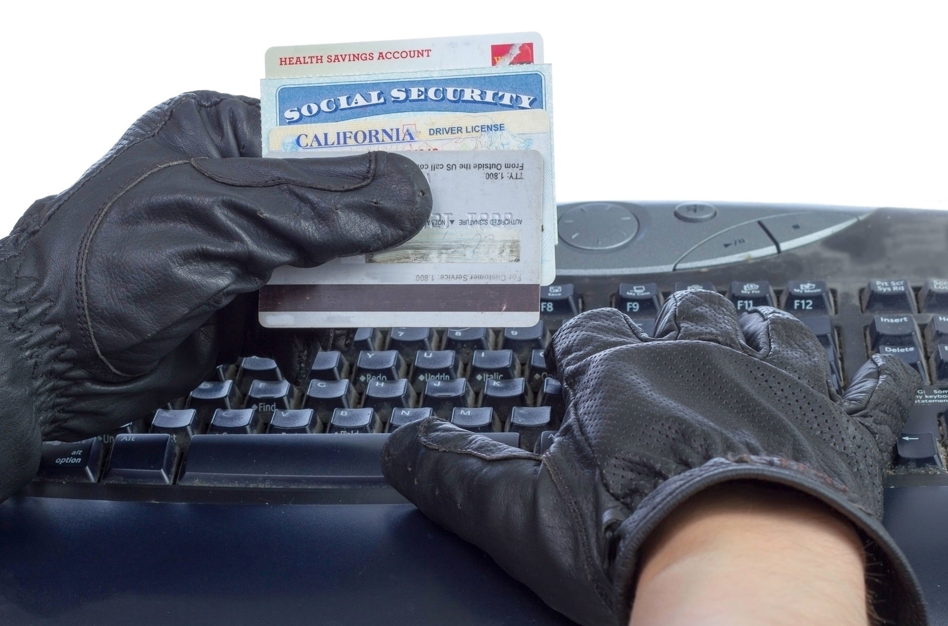 identity theft and social security number