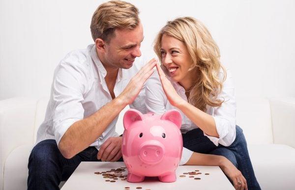 savings couple