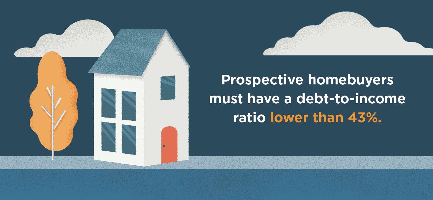 debt to income ratio home