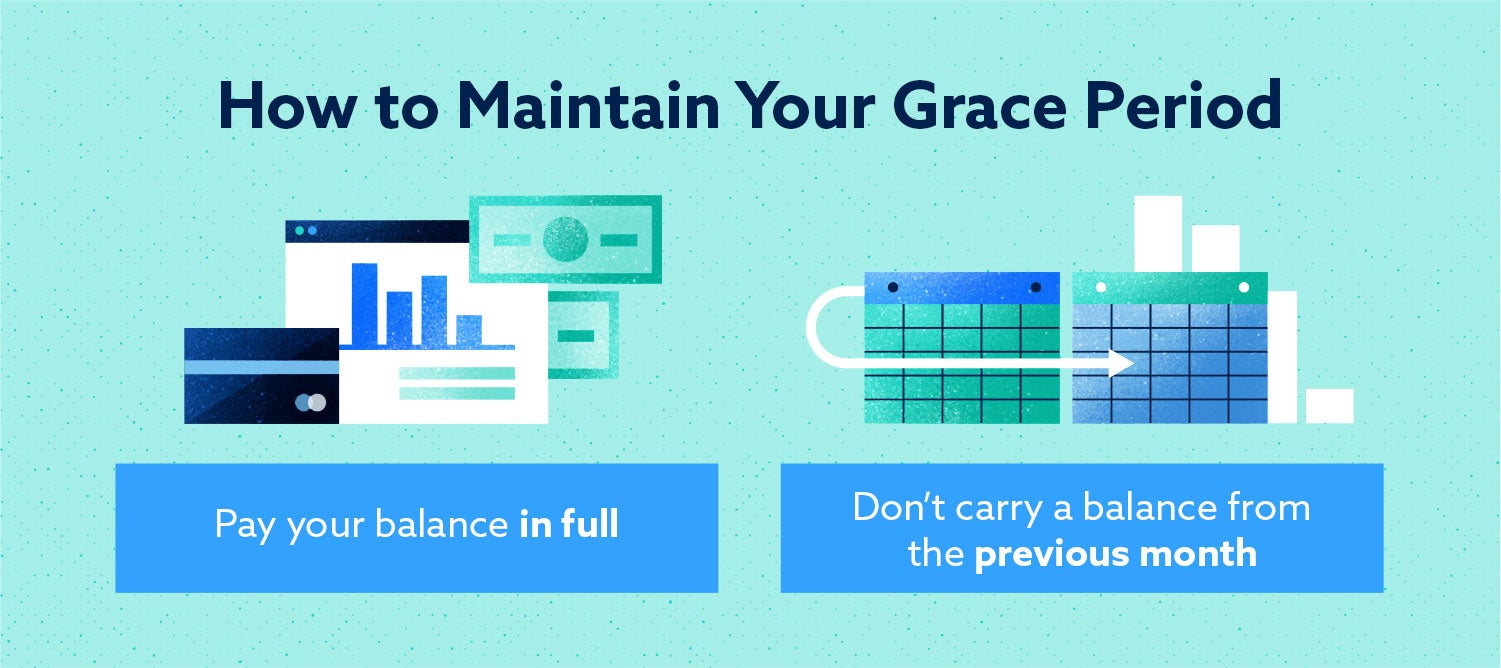 how to maintain your grace period