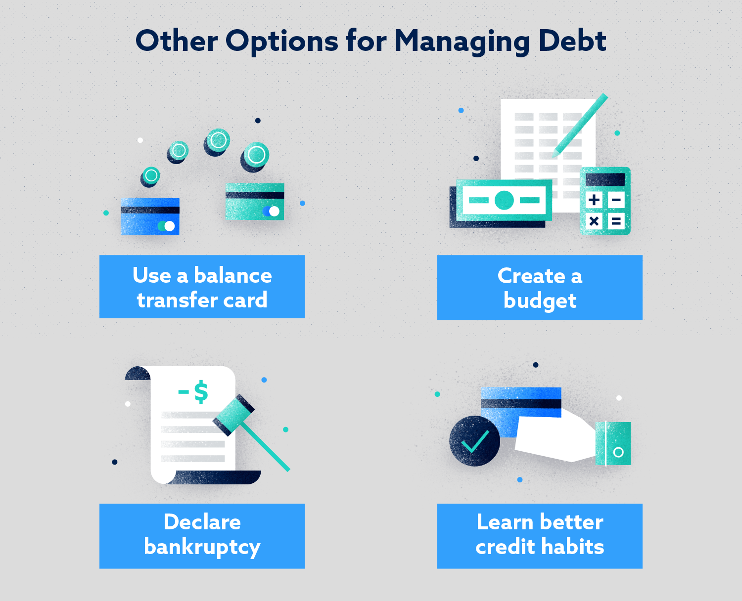 Other Options for Managing Debt Image