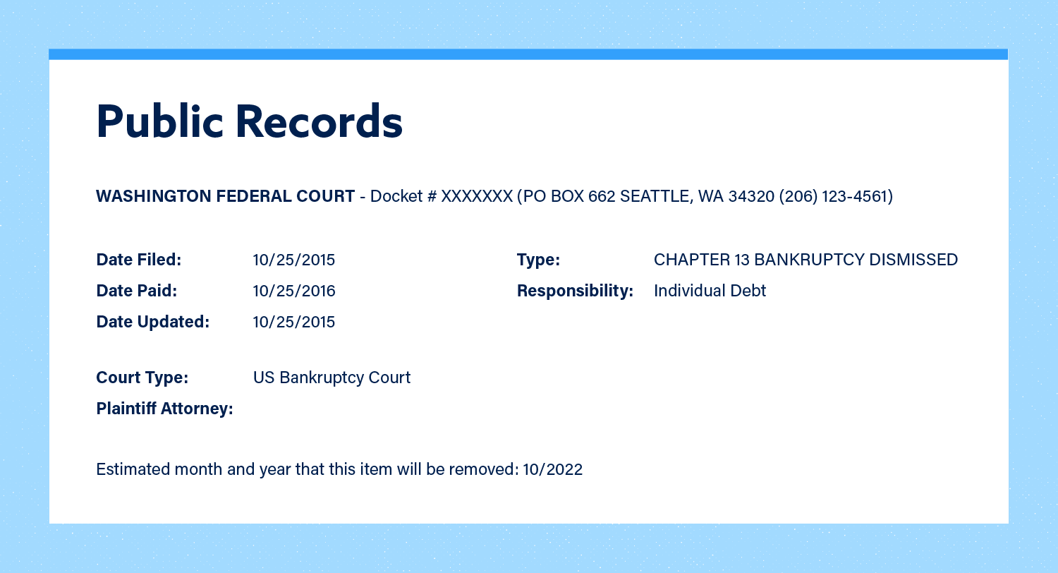 Public Records Image