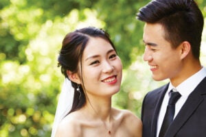 How Does Getting Married Affect Your Credit Score Title Image