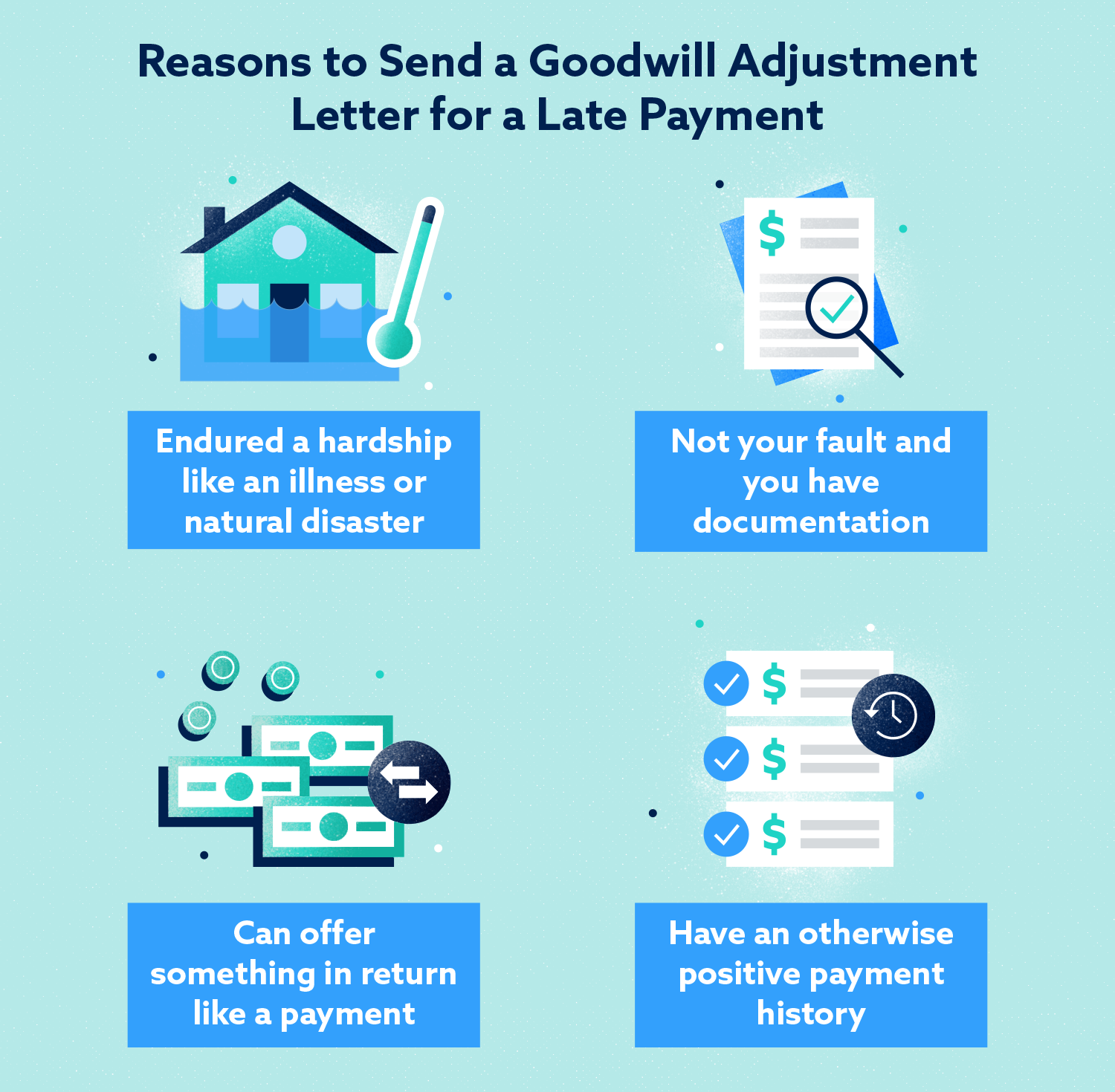 How to remove late payments from your credit report   Lexington Law