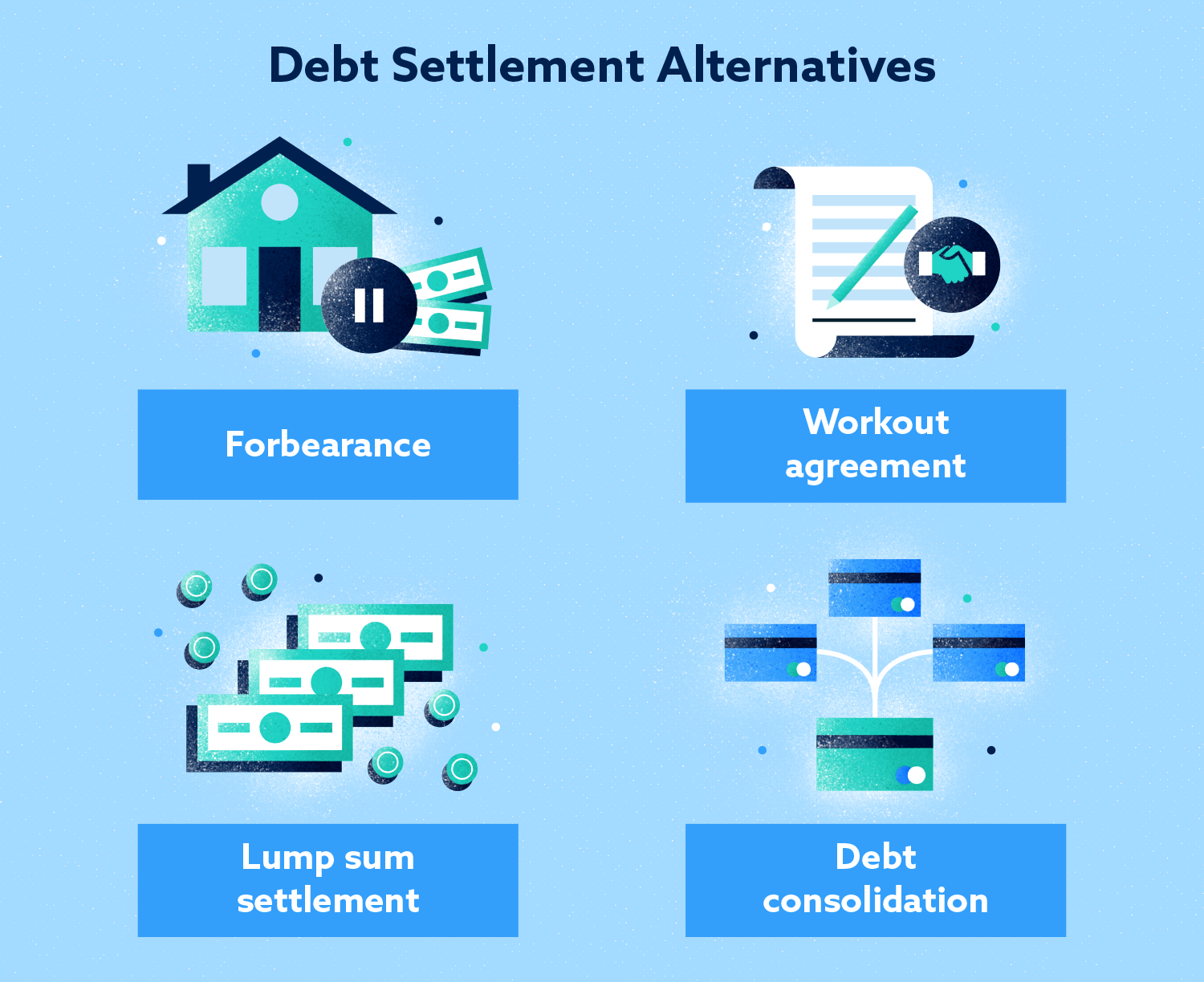Debt Settlement Alternatives Image